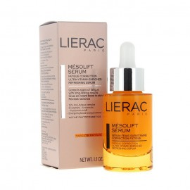 LIERAC MESOLIFT SÉRUM FRAIS SURVITAMINÉE CORRECTION FATIGUE 30ML