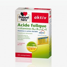 AKTIV ACIDE FOLIQUE B30