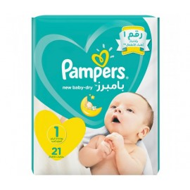 PAMPERS NEW BORN S1 2-5 KG...