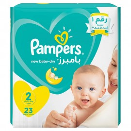 PAMPERS NEW BABY S2 3-8 KG...