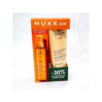 COFFRET NUXE BRONZAGE GLAMOUR