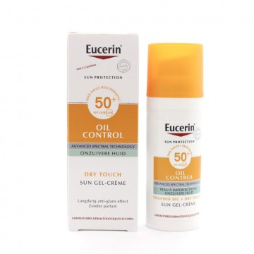 EUCERIN OIL CONTROL GEL...