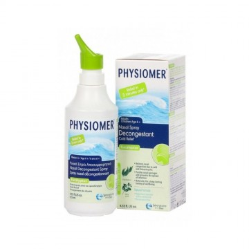 PHYSIOMER EUCALYPTUS 135 ML