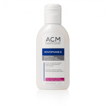 NOVOPHANE K SHOMPOOING 125 ML
