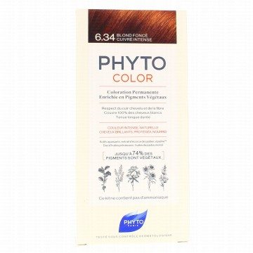 PHYTO COLOR 6.34 BLOND...