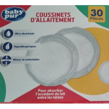 BABY PUR COUSSINET B 30