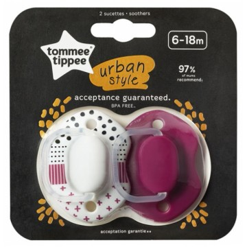 TOMMEE TIPPEE SUCETTE URBAN...
