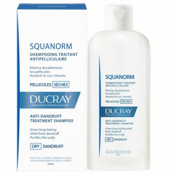 SHAMPOOING SQUANORM SEC 200 ML